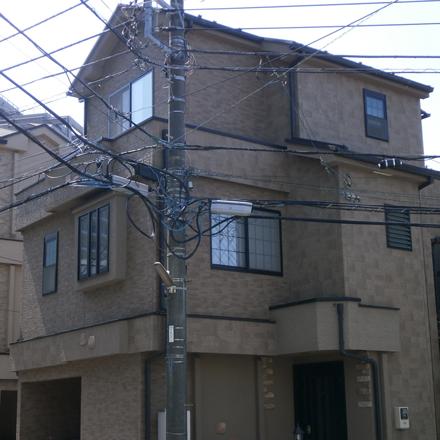 A様邸before