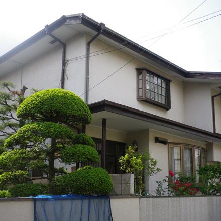 K様邸before