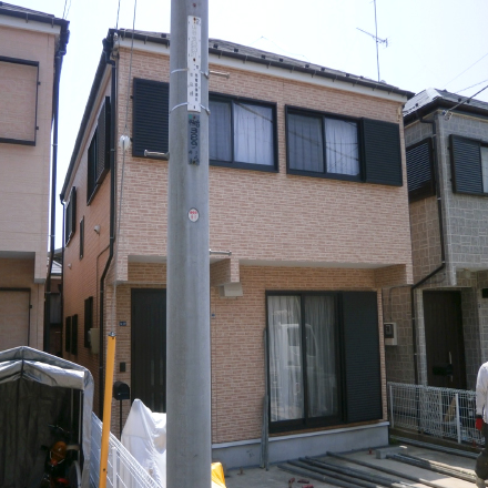 H様邸before