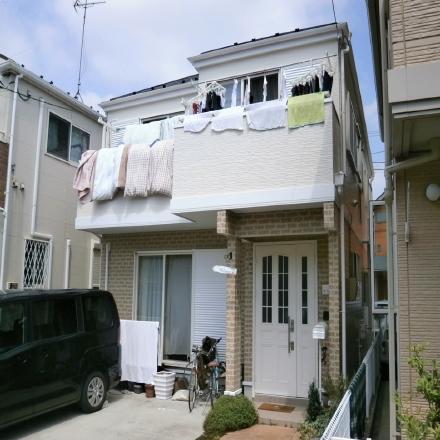 S様邸before